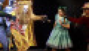 """Спектакль """"Волшебник Изумрудного города"""" в музыкальном театре."""