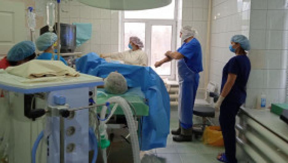 Операция. Больница №11.