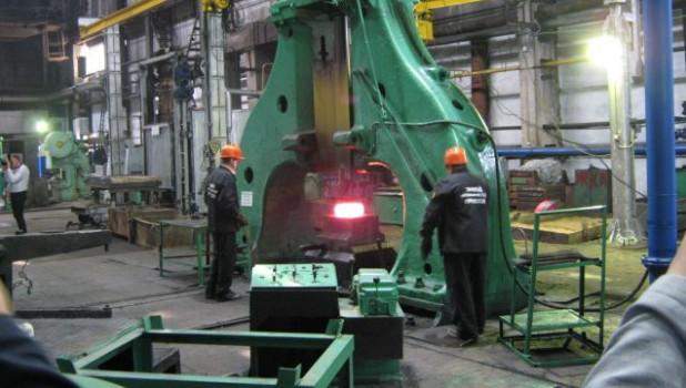 Завод механических прессов.