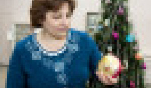 В Барнауле работает выставка советских елочных игрушек