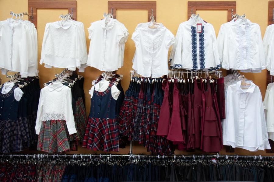 Уникальная коллекция одежды для школ.