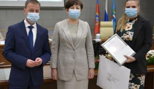 В Барнауле впервые прошел конкурс «Лучший муниципальный служащий города».