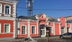Здание на ул. Льва Толстого, 36.