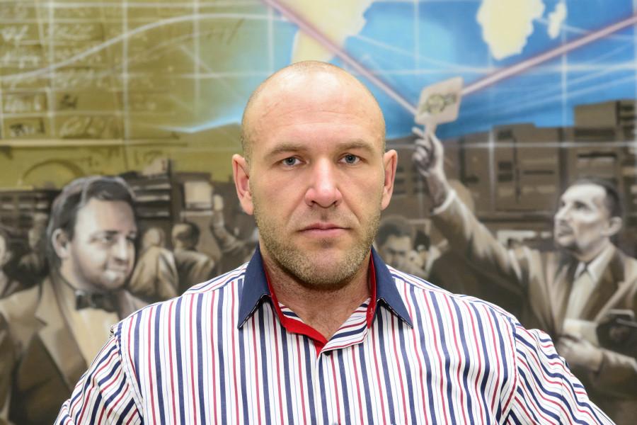 Максим Худорожков, директор ООО «Торговый Дом «АлтайАгроСектор».