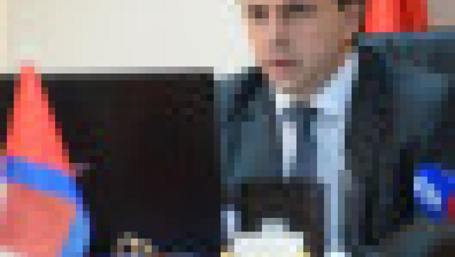 Андрей Клычков, губернатор Орловской области.