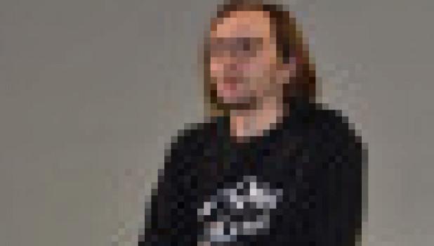 Актер Антон Феоктистов на встрече со студентами АГИК