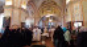 Крещение Господне в Барнауле. 19 января 2021 года.