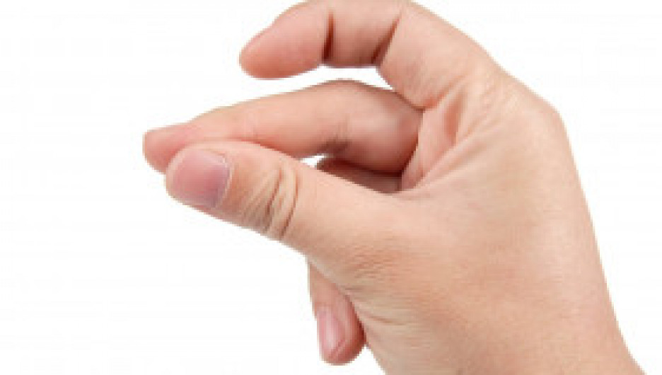 Щелкать пальцами.