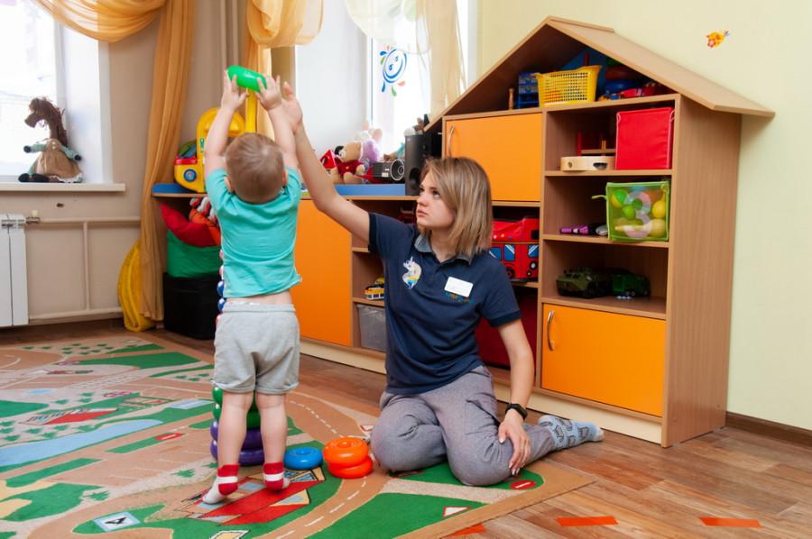Домашние детские сады в Барнауле.