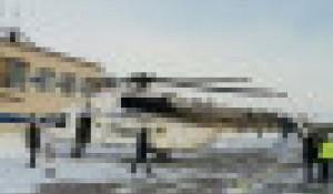 Ми-8 в Красноярске.