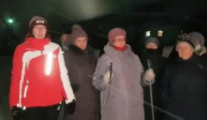 Жители Камня-на-Оби записали видеообращение к губернатору Виктору Томенко