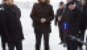 Министр спорта России приехал на барнаульский гребной канал.