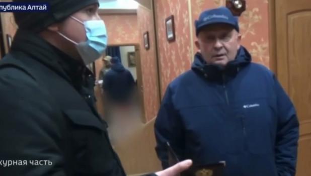 Подозреваемый в мошенничестве Николай Нечаев.