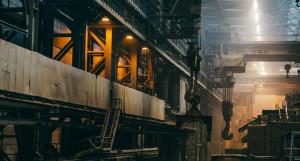 Промышленность, завод.