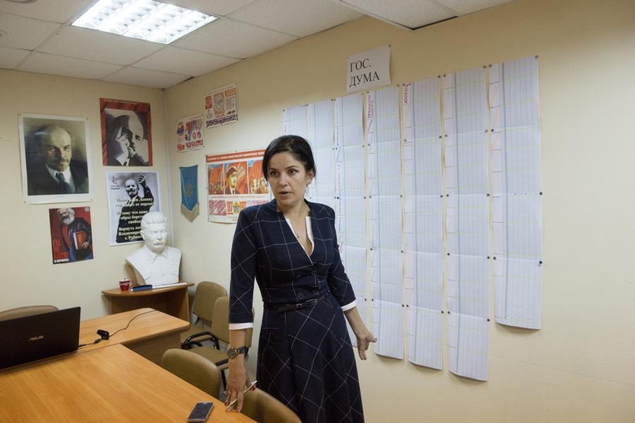 «Да все вы на одну колодку». Что думает Мария Прусакова о выборах, Навальном и губернаторе Томенко