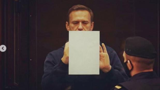 Алексея Навального признали виновным в клевете на ветерана ВОВ