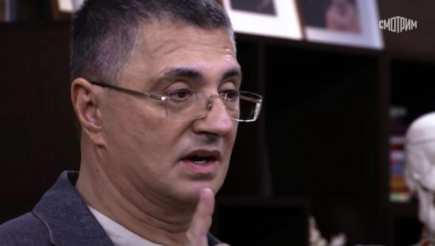 """""""Кремлевский доктор"""" Мясников."""