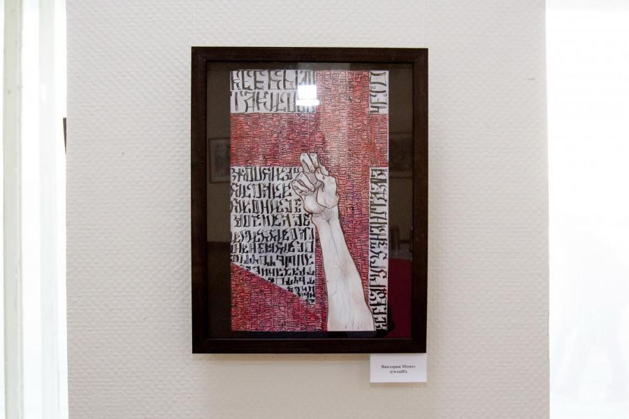 """В Барнауле в музее """"Город"""" открылась выставка работ молодых художников"""