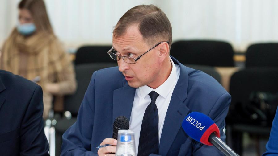 Евгений Шестаков, замначальника управления Алтайского края по госрегулированию цен и тарифов.