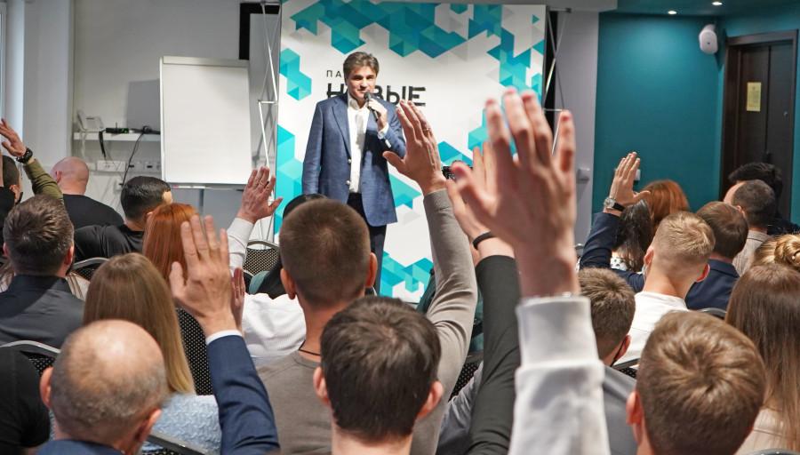 «Новые люди» дали старт проекту «Марафон идей» в Алтае