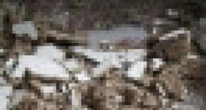 В барнаульской квартире обрушился потолок.