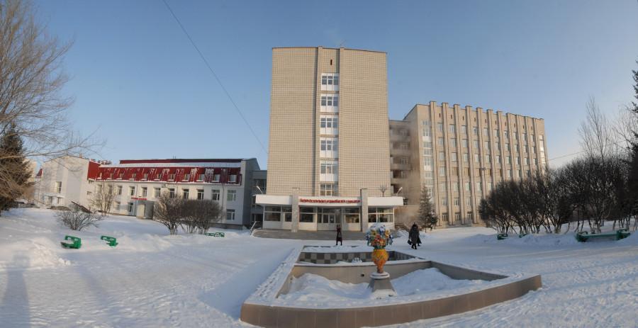 Алтайский кардиологический центр.