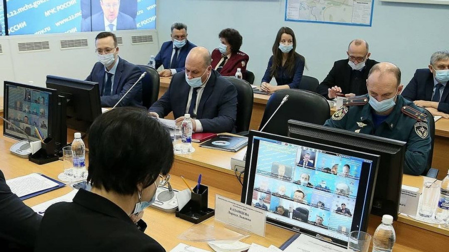 Виктор Томенко рассказал, как власти готовят Алтайский край к ЧС