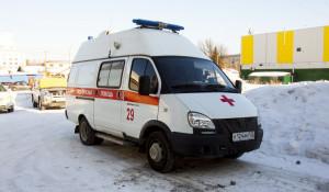 Работа подстанций скорой помощи в Барнауле.