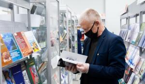В Барнауле открылся книжный фестиваль «Издано на Алтае»