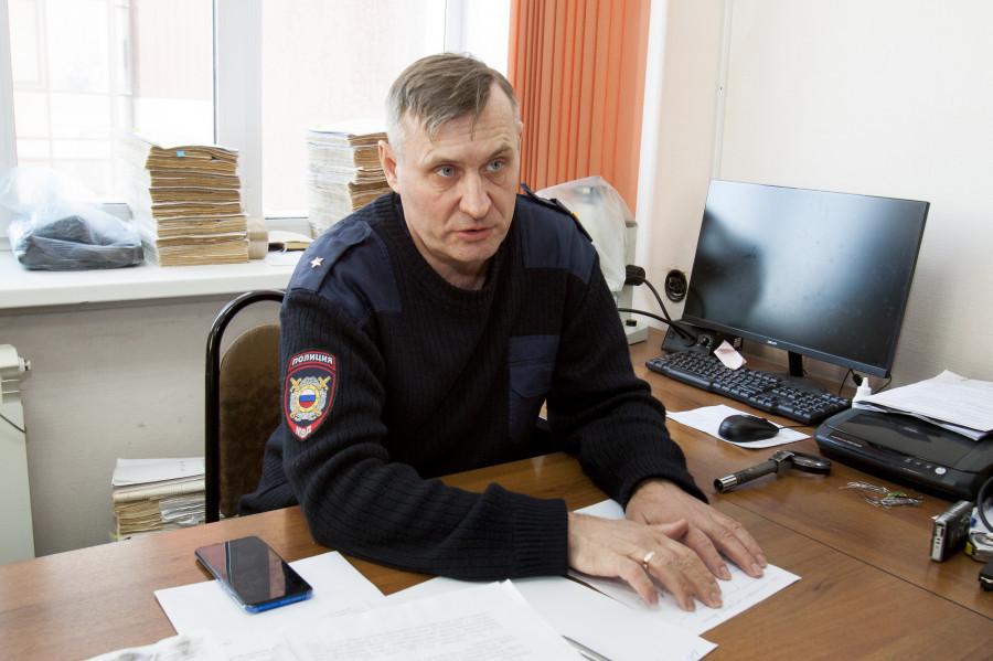 Павел Ковалев.