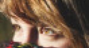Шарф. Девушка в шарфе.