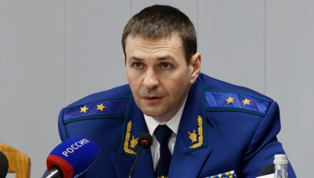 Заместитель генерального прокурора России Дмитрий Демешин.