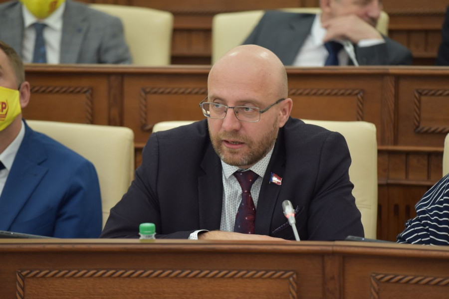 51 сессия Алтайского краевого Заксобрания.