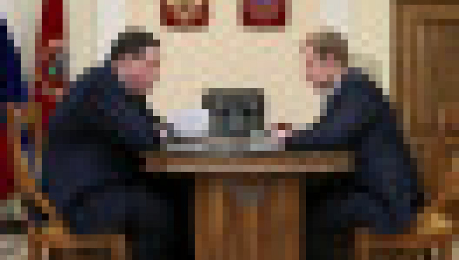 Виктор Томенко и Антон Котяков.