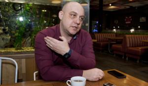 Денис Гончаров, председатель Федерации керлинга Алтайского края