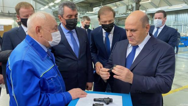 Мишустин назначил нового начальника Ростехнадзора