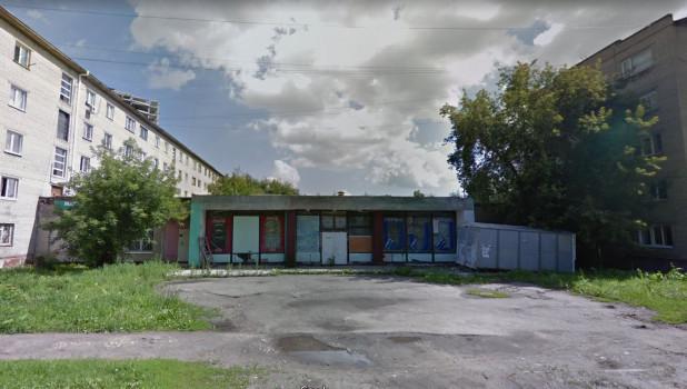 Ул. Э. Алексеевой, 5 в Барнауле.