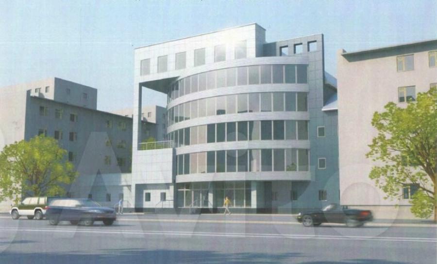 Проект строительства на ул. Э. Алексеевой, 5 в Барнауле.
