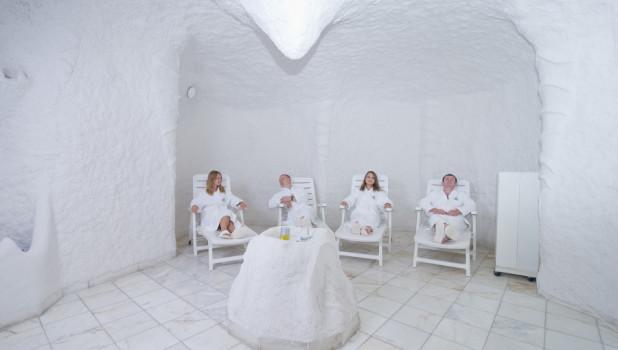 Соляная пещера, реабилитация после болезни коронавирусом.