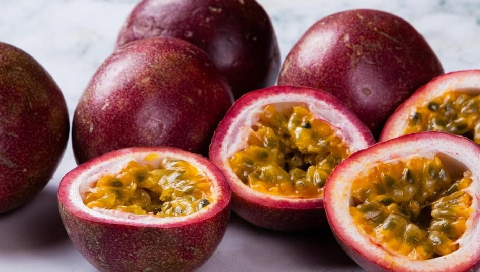 Экзотические фрукты. Маракуйя.
