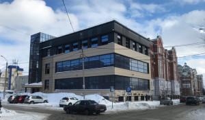 Здание бизнес-центра на ул. Пролетарской, 89.