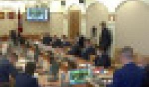 Заседание правительства Алтайского края.