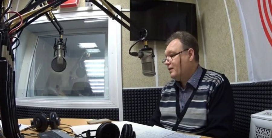 Анатолий Ижболдин-Кронберг.