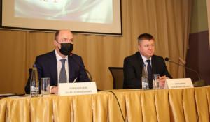 Олег Хорохордин и Сергей Коваленко.