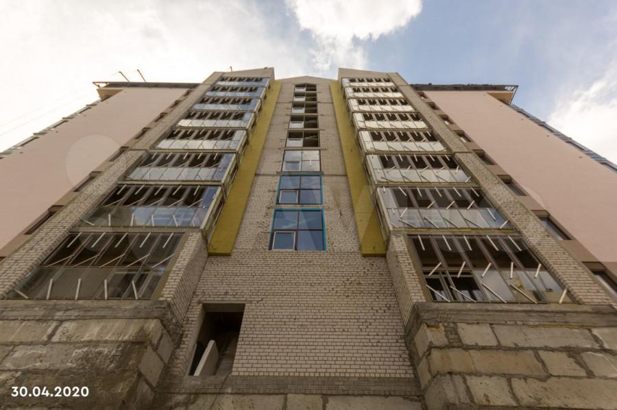 """В Барнауле продаются квартиры """"проблемных"""" домов ЖК """"Парковый""""."""