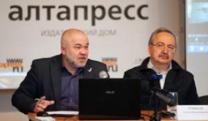 """Эксперты ОНФ и представители администрации Барнаула обсудили проблемы и перспективы развития """"зеленого каркаса"""" города и края."""