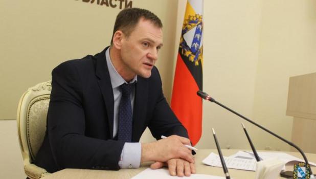 Бывший алтайский чиновник уволился с поста замгубернатора