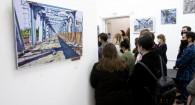 В Барнауле работает выставка, посвященная Старому мосту