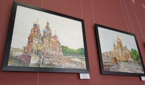 Выставка Ивана Мозгового и Анастасии Булат.