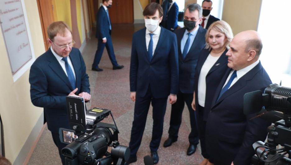 Губернаторская медиана. Почему визит премьера Мишустина на Алтай расценивают, как испытание для Томенко